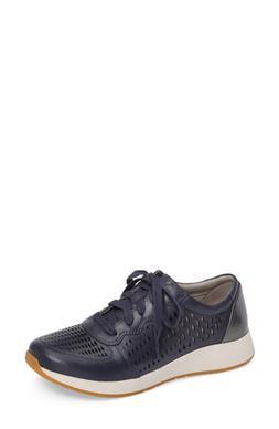 Women's Dansko Charlie Perforated Sneaker, Size 5.5-6US / 36