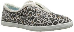 Keds Women's Chillax Wool Fashion Sneaker, Leopard, 8.5 M US