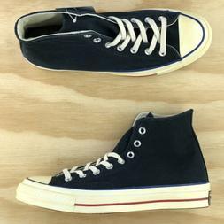 Converse Chuck Taylor 70 Hi Top Black White Red Vintage Snea