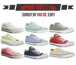 Converse Chuck Taylor All Star Low Top Canvas Classic Ox Sho