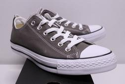 Converse Chuck Taylor All Star Ox Low Charcoal Gray Sneakers