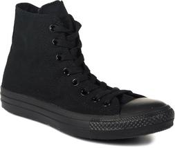 Converse Unisex Chuck Taylor All Star High Top Sneakers Blac