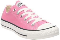 Converse Mens Chuck Taylor All Star Ox Pink 4.5 Classic Snea