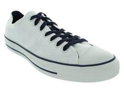 Converse Chuck Taylor Ox White/Dress Blues Low Top Canvas Fa
