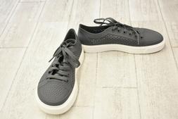 **Crocs Citilane Roka Court Sneaker - Women's Size 6, Grey