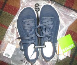 Crocs CitiLane Roka Court Sneaker  US Size 7 - NEW!