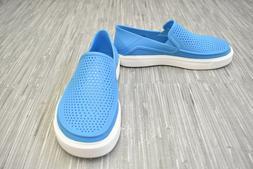 **Crocs CitiLane Roka Slip On 204622 Sneakers, Women's Size