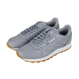 Reebok Classic Leather Mu DV3839 Mens Gray Casual Lace Up Lo