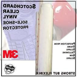 3M Clear Protection Bra Protector Film Shield Sole Sticker D