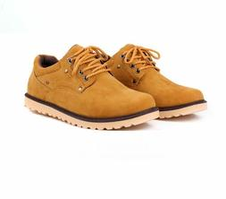 Clearance US Seller Men Fashion Faux Leather Casual Shoes Sn