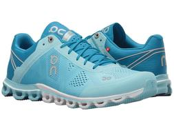 On Cloudflow Women's Running Shoes CloudTec Road Sneakers Bl