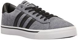 adidas Men's Cloudfoam Super Daily Sneakers Black/Grey/White