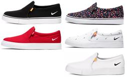 Nike Court Royale Slip On Women's Shoes Sneakers Casual Fash