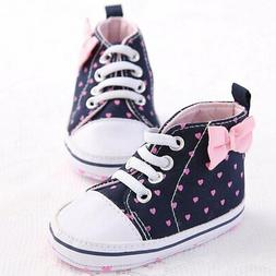 Cute Baby Shoes Sneakers Infant for Girls Boys Walking Tenni