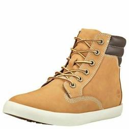 Timberland Dausette Sneaker Boot Wheat Nubuck Women Boots 6