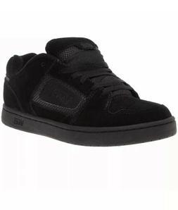 Vans docket Black charcoal sneaker shoes men size 6.5 / woma