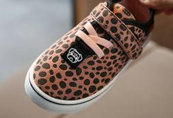 Fashion Leopard Sneakers Shoes for Kids Boys Girls Toddler B