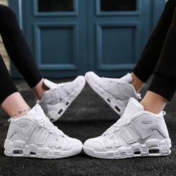 Fashion Men's Basketball Sports Shoes Outdoor Running Sneake