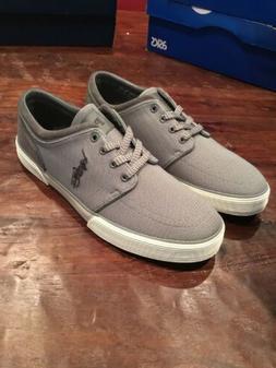 Polo Ralph Lauren Faxon Low Shoes Sneakers Men's Boat Grey