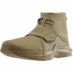 Puma Fenty by Rihanna The Trainer High Lace Up Sneakers  Cas
