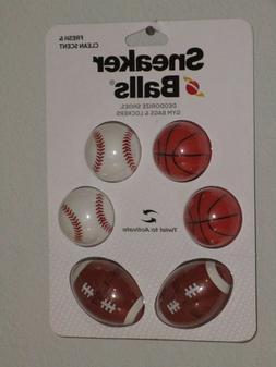 Sneaker Balls Sports Shoe Freshener - 3 pack