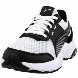 Puma Future Runner Premium Sneakers Casual    - White - Mens