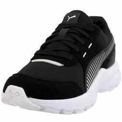 Puma Future Runner Sneakers Casual    - Black - Mens