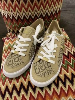 Guess G Logo Sneakers Tennis Shoes Womans 10.5 Medium G By G