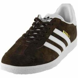 adidas Gazelle  Casual Walking  Sneakers - Brown - Mens
