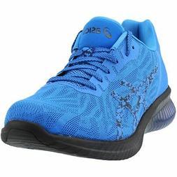 gel kenun sneakers blue mens
