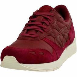 ASICS Gel-Lyte Sneakers Casual   Sneakers Burgundy Mens - Si