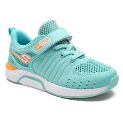 Girls Athletic Sneaker Casual Shoes Toddler Sport For Kids C
