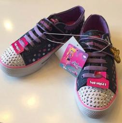 Girls S Sport by Skechers Glimmer Stars Light up Sneakers Si