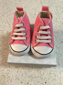 Girls/Infant AIRWALK Legacee Pink Hi-Top Sneakers SOFT Slip