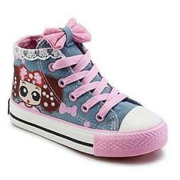 Girls' Canvas Shoes Spring Comfort Sneakers for Dark Blue /