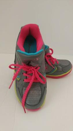 Champion Girls Size 2 1/2. Sneakers Light ,Breathable. New