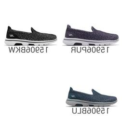 Skechers Go Walk 5 Miracle Women Casual Slip On Shoes Sneake