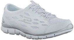 Skechers Women's Gratis Going Places Memory Foam Slip On Sne