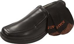 Deer Stags Greenpoint Plus Slip-on Dress Shoe Black 10M