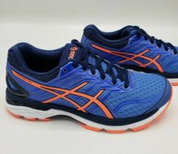Asics GT-2000 5 Regatta Blue Coral Running Shoes Sneakers T7