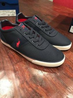 Polo Ralph Lauren Hanford Pique Nylon Shoes Sneakers New Siz