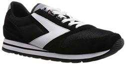Brooks Heritage Men's Chariot Jet Black/White Sneaker 7.5 D