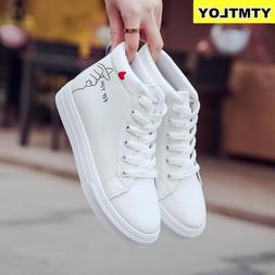 High <font><b>Top</b></font> <font><b>Sneakers</b></font> PU