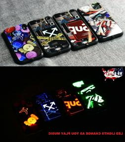 Hypebeast INSPIRED LED Sneaker Vibes iPhone Case Cover USA S