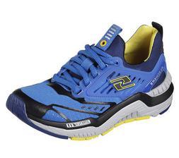 Skechers HYPERJOLT Boys Royal Blue Low Top Running Shoes