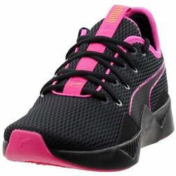 Puma Incite Lux Sneakers Casual    - Black - Womens