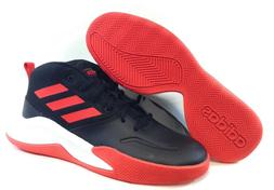 Infant Toddler Boys Adidas Own The Game EF0309 WIDE Basketba