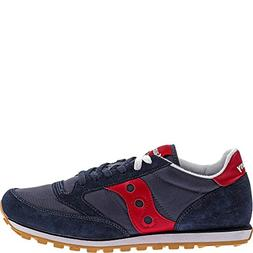 Saucony Jazz Low Pro Men 8 Navy/Red