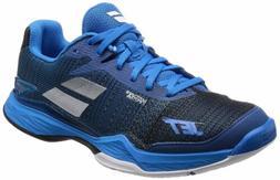 Babolat Jet Mach II Men's Tennis Shoes Sneakers - Blue/Black