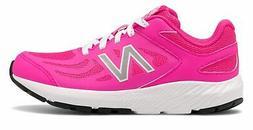 New Balance Kid's 519 Big Kids Female Shoes Pink